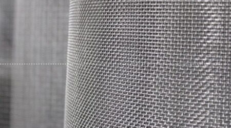 Lưới đan inox 304: Dây 1.0mm x10 x10 x1000 x30m